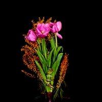 любовь – букет цветов, подаренный душе :: Юрий Гайворонский