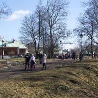 Весна в Царицыно :: Владимир Белов