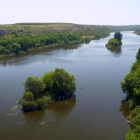 Острова на Южном Буге :: Дмитрий Мац