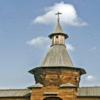 Ворота в старый город :: Екатерина Рябинина