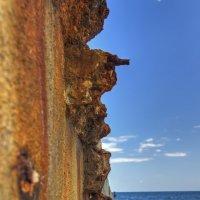 Усталость камня :: Denis Aksenov