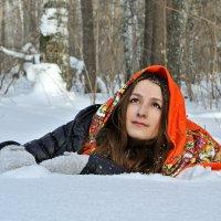 Вслед зиме :: Анастасия Гладкова