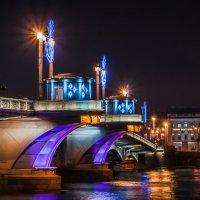 Благовещенский мост :: Владимир Клещёв