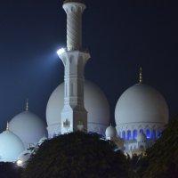 мечеть Шейха Зайеда :: Олег Живцов