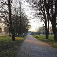 Улица Канта :: Артем Калашников