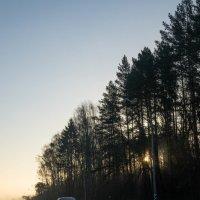 Утренняя автострада :: Олег Козлов