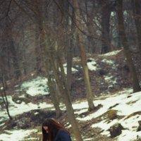 Девушка, книга, скамейка :: Александр Мартовецкий