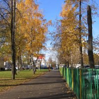 Спальный район Москвы :: Владимир  Зотов