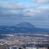 Вид с горы Машук :: serg Астахов