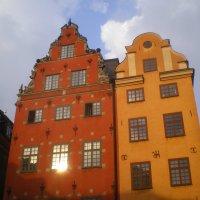 Окна Стокгольма. :: Мила