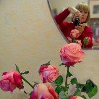 ....фотографируя розы..... :: Ира Егорова :)))