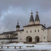 Ферапонтовский монастырь :: Борис Устюжанин