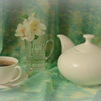 Зеленый чай :: Елена
