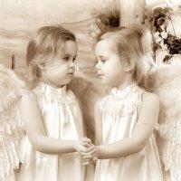 Ангелы :: Оксана Богачева
