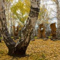 В парке :: Юрий Казарин