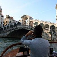 Венеция. Мост Риальдо. :: Лидия кутузова