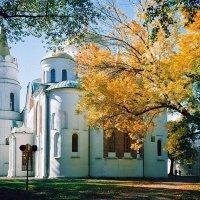 Осенняя :: Сергей Тарабара