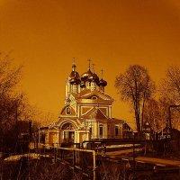 Сретенская церковь (г.Балахна) :: Павел Зюзин