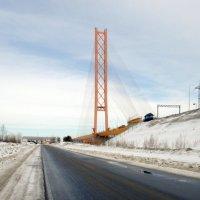 мост(р.Обь) :: Олег Петрушов