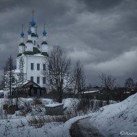 Тотьменские красоты :: Алена Шпинатова