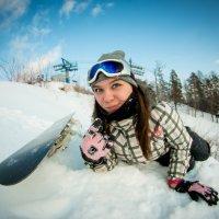 В сноуборде только девушки :: Tema NAS