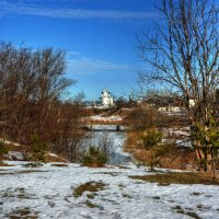 Суздальский храм :: Дмитрий Юрков