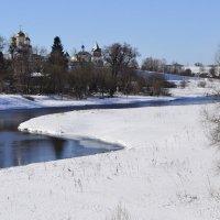 весенний пейзаж :: Андрей Куприянов