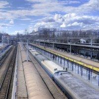 Станция :: Юрий Яловенко