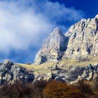 Осень в горах.... :: Андрей Артемьев