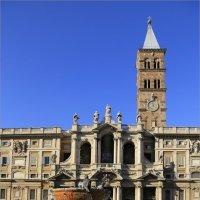 Рим, базилика Санта Мария Маджоре :: Татьяна Нестерова