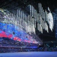 """Стадион """"Фишт"""" Церемония открытия :: Вера Блажнова"""