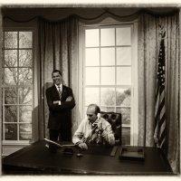 ...Обаму представлять не буду, а меня вы и так знаете...)) :: Сергей Андрейчук