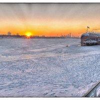 Зимнее утро :: Иван Чурин