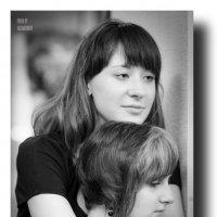 Илона и Аня :: Sasha Bobkov