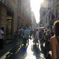 римская улочка :: Лидия кутузова