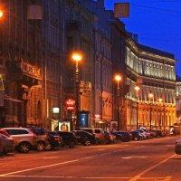 Гороховая улица. :: Александр Лейкум