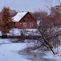 пейзаж :: Алексей Golovchenko
