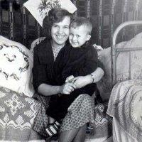 пусть всегда будет мама ... :: Юра Заикин