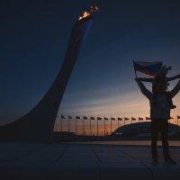 С победой,Россия!!! :: Дмитрий Палюнин