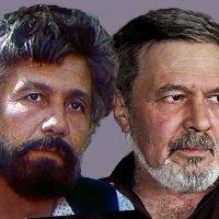 Два Будулая, оба не цыгане. :: Юрий Хайкин