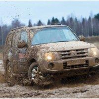 Mitsubishi Pajero iv :: Дмитрий Окатов