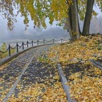 Осень в Устье :: Валерий Талашов