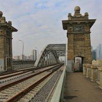 мост московской окружной ж.д. :: юрий макаров