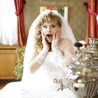 Свадьба, невеста :: Ольга Сократова