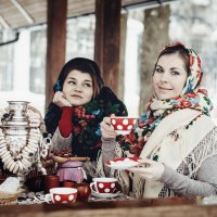 Русская зима :: Анна Ефимова