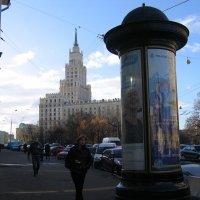 Городской пейзаж :: Владимир  Зотов