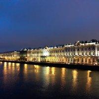 Зимний Дворец :: Елена Сазонтова