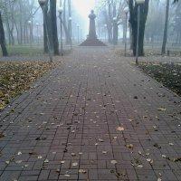 старый парк :: Валентина Береснева