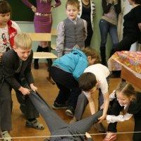 Игра в школе :: Анна Кузнецова