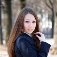 Весна :: Женя Скопинова